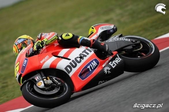 Ducati Barcelona Rossi