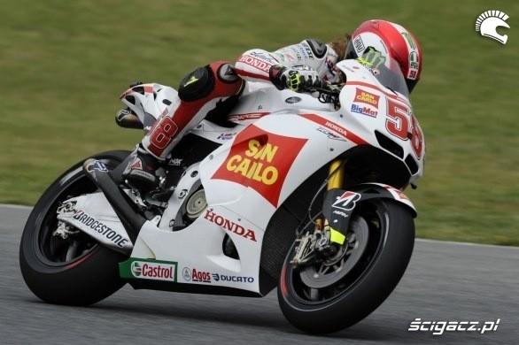 HondaGresini Barcelona Simoncelli