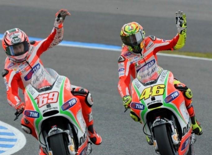 Ducati Team MotoGP 2012 Jerez