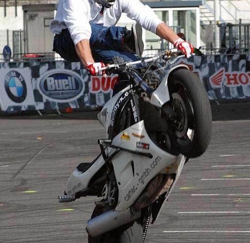 Stunt show buddy Kolnmesse
