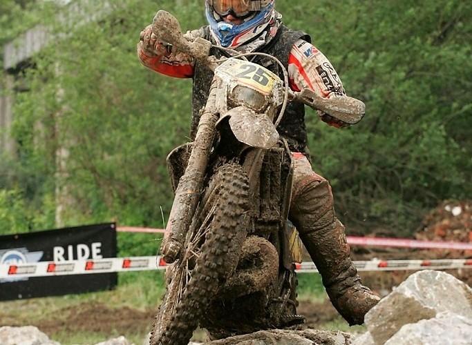 christophe nambotin mistrzostwa swiata enduro puchov 2010