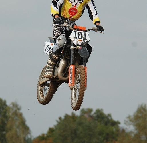 Junior na KTM 2t