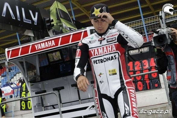 Dutch Assen GP Lorenzo