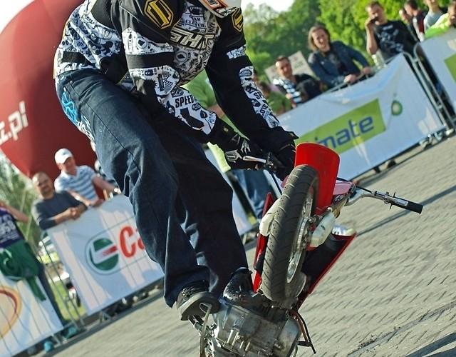 cyrkle na piecdziesiatce Poznan 2011 - Motocyklowa Niedziela Na BP