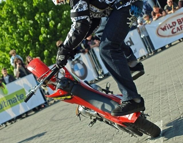 rafal pasierbek cyrkle Motocyklowa Niedziela Na BP