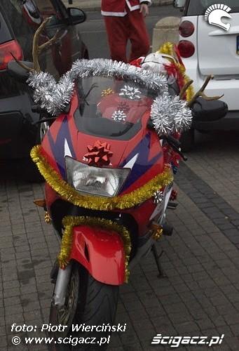 Honda Motomikolaje 2011