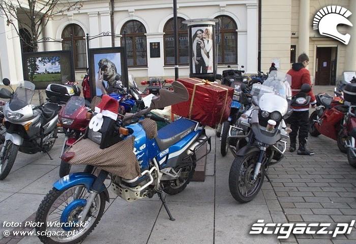 Motorenifer Moto mikolaje 2011