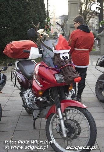 Renifery Moto mikolaje 2011