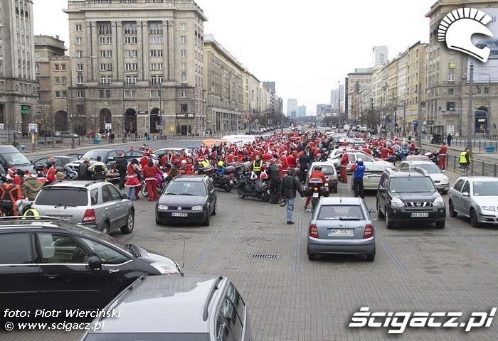 Warszawa Motomikolaje 2011