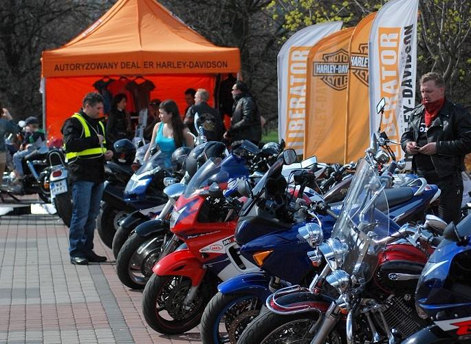 Motocykle Motoserce