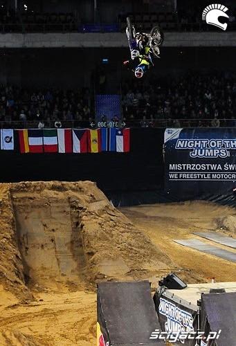 Backflip IFMXF Gdansk