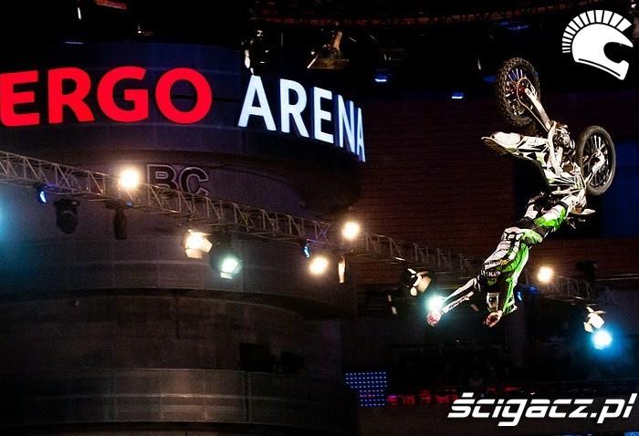 FMX w Ergo Arena