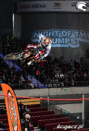 IFMXF Gdansk Freestyle motocross