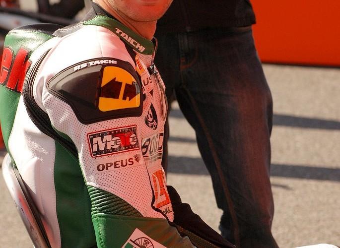 Adrian Pasek przed startem