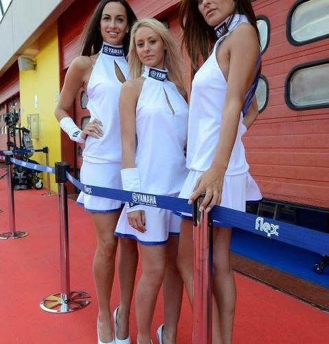 Yamaha girls