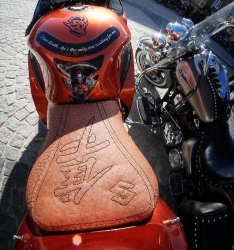 Buza na miare Podlaskie Zakonczenie Sezonu Motocylkowego 2010 Bialystok