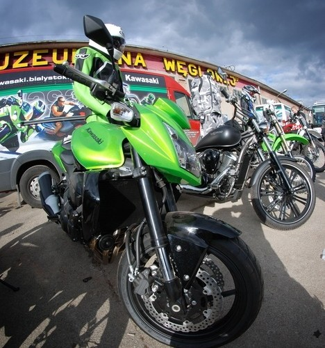 Dealer Kawasaki Podlaskie Zakonczenie Sezonu Motocylkowego 2010 Bialystok
