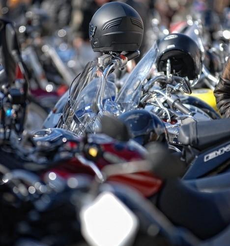 Kaski Podlaskie Zakonczenie Sezonu Motocylkowego 2010 Bialystok
