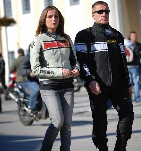 Klan Yamaha Podlaskie Zakonczenie Sezonu Motocylkowego 2010 Bialystok