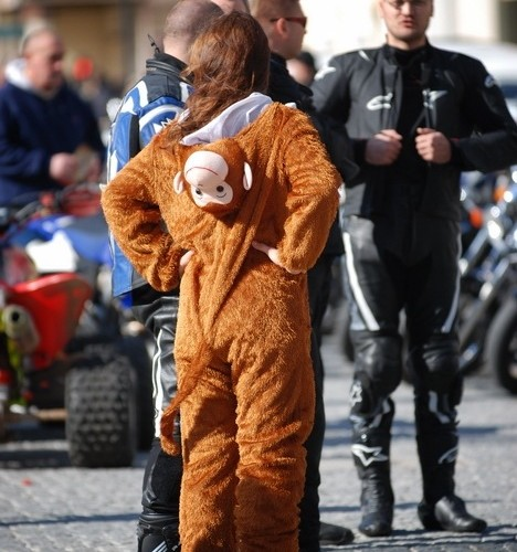 Malpka Podlaskie Zakonczenie Sezonu Motocylkowego 2010 Bialystok
