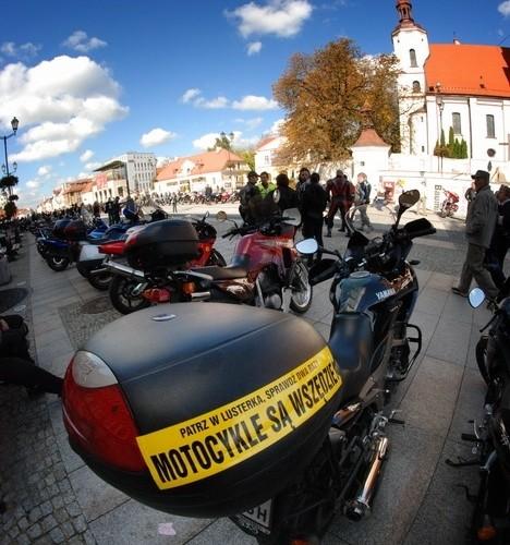 Patrz w Lusterka Podlaskie Zakonczenie Sezonu Motocylkowego 2010 Bialystok