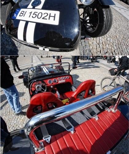 Podlaskie Zakonczenie Sezonu Motocylkowego 2010 Bialystok auta