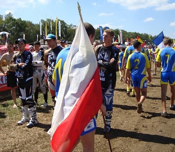Flaga Polska PDV 2010