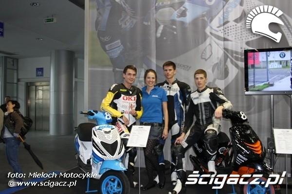 Mieloch racing Team Motor Show 2010 Poznan 15