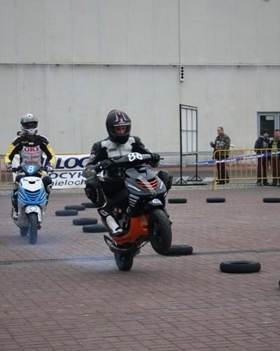 na gumie Motor Show 2010 Poznan 4