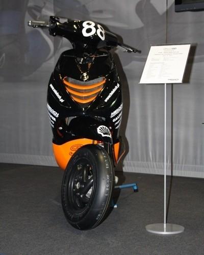 skuter 88Poznan Motor Show 2010 3