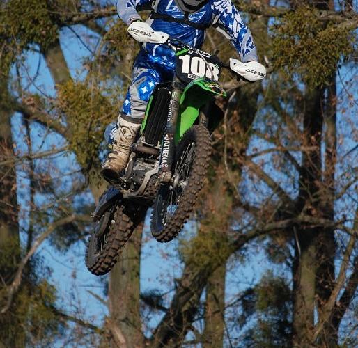 Bykowski hopa motocross