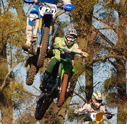 Grzyb Kamil motocross Sochaczew