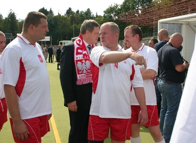 Rajd Katynski Winnica mecz