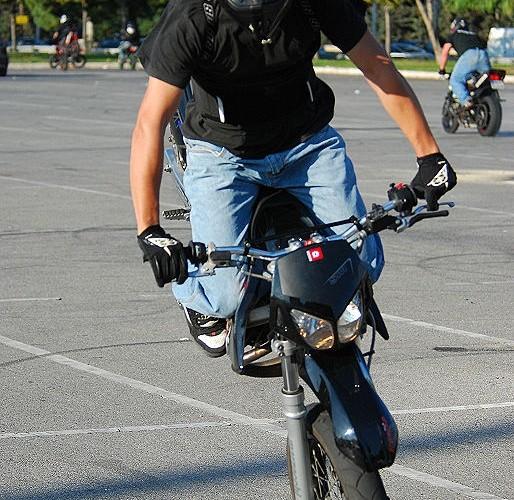 Pierre Nogues Nicea stunt
