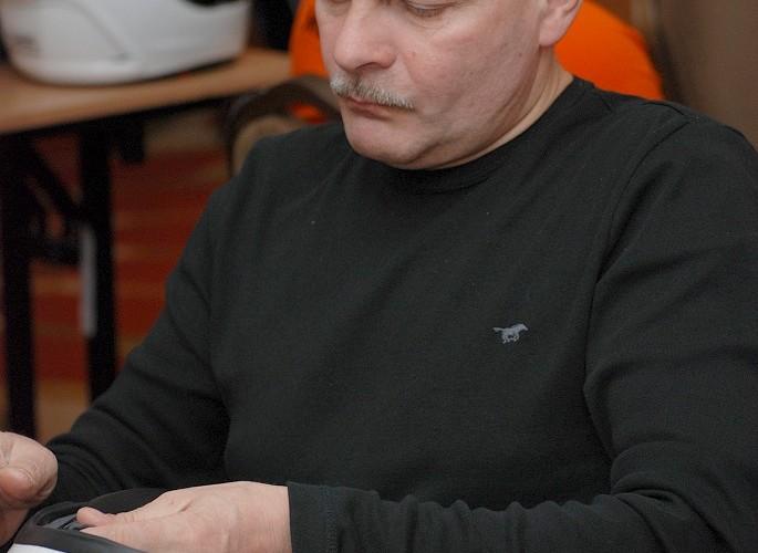 Dariusz Grudzien Mo tour