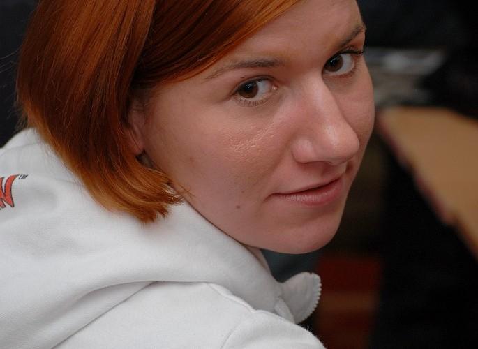 Kasia Ogonowska spotkanie Shoei