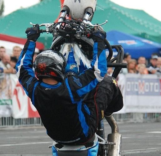 Kafon Stunt GP