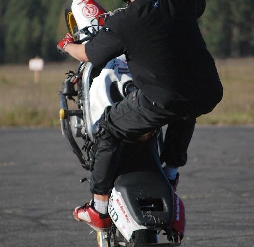 Gembarski Adam stunt Borsk