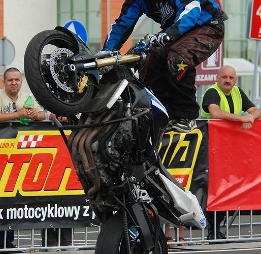 Bydgoszcz Kafon stunt