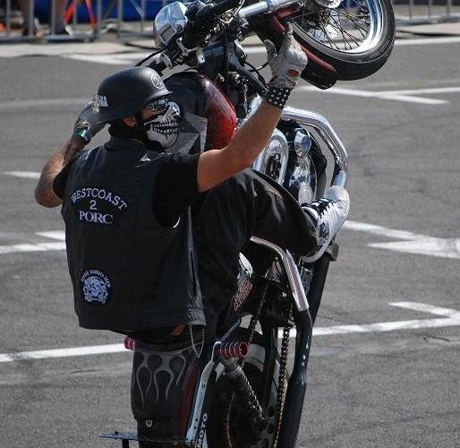 Jeremy Perrudin Extreme Harley