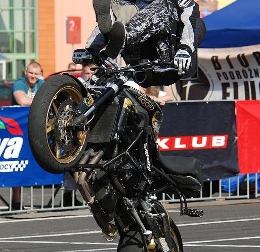 Julien Welsch Razerback stunt