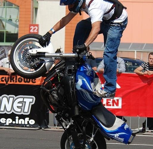Skyz zawody stunt