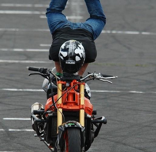 Stunt Kevin Lyvinec Keke