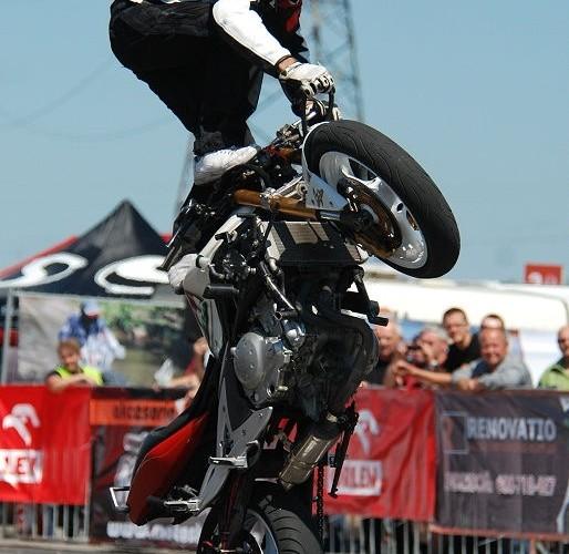 Zoltan stunt Bydgoszcz