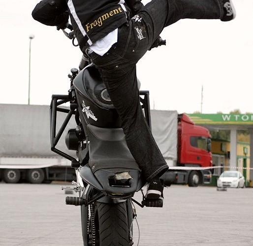 Fragment stunt trening
