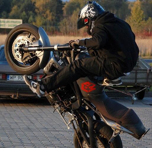 Marchewa Dawid stunt