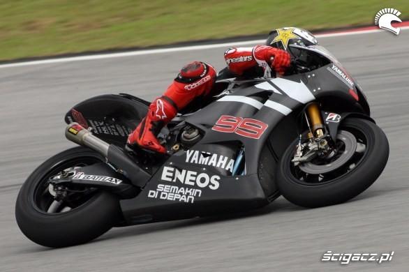 Lorenzo Yamaha Sepang