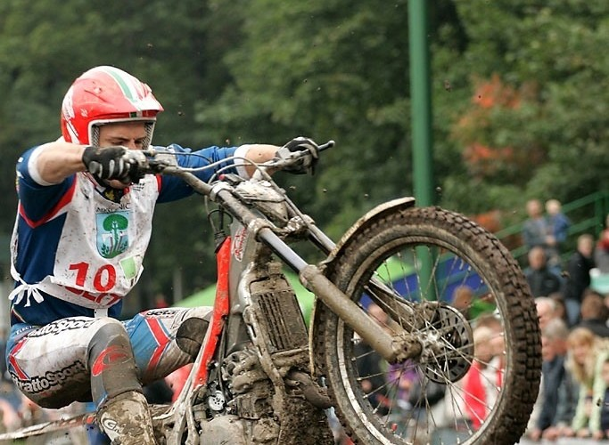 Italia Trial des Nations