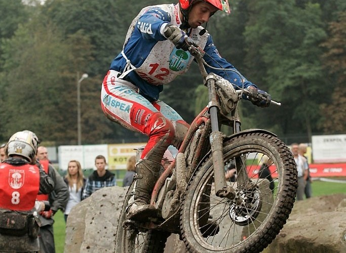 Wlochy Trial des Nations