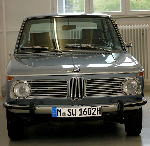 BMW lata 70